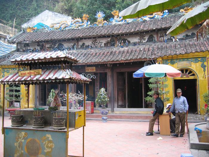 かわいいお寺を見つけた